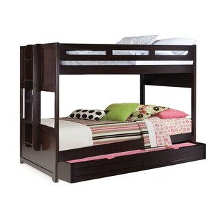 Carter Full Size Bunk Bed with Trundle by Greyson Living