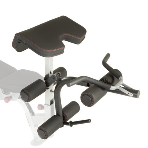 FITNESS REALITY X-Class Olympic Preacher and Leg Developer Attachment