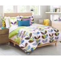 Kimi Printed 3-piece Comforter and Sham Set