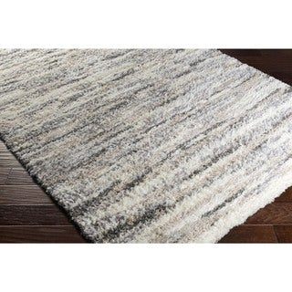 "Machine Woven Leda Polyester Rug (5' x 7'6"")"