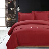 Lauren Taylor - Belvedere 3pc Duvet Cover Set