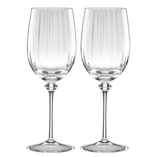 Reed & Barton Austin Crystal White Wine Glass (Set of 2)