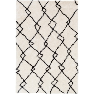 Machine Woven Raymore Polyester Rug (2' x 3')