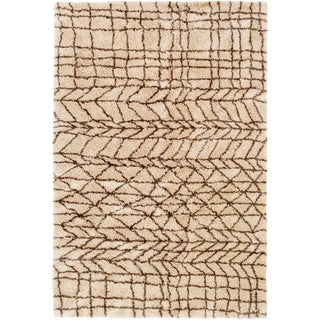 Machine Woven Mount Langley Polyester Rug (2' x 3')