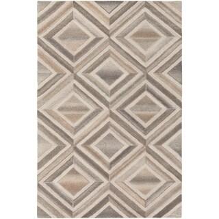Hand-Tufted Sybhela Wool Rug (2' x 3')