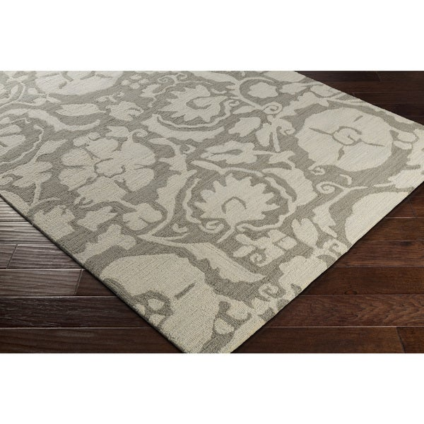 Hand-Tufted Atria Wool Rug (2' x 3')