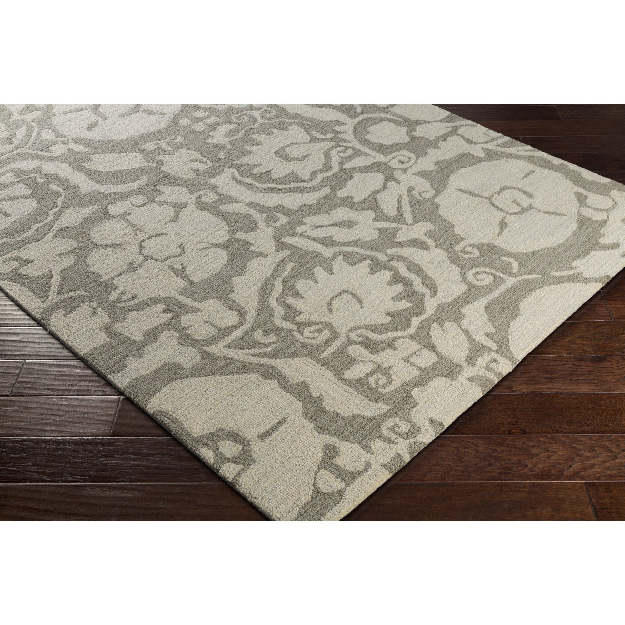 Hand-Tufted Atria Wool Area Rug (2' x 3')