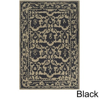 Hand-Tufted Erionwy Wool Rug (2' x 3')