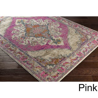 Machine Woven Chieti Polyester Rug (2' x 3')