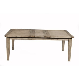 Alpine Aspen Extension Dining Table - N/A