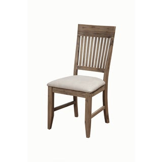 Alpine Aspen Side Dining Chairs (Set of 2)