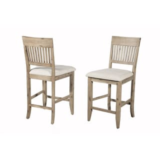 Alpine Aspen Pub Chairs (Set of 2)