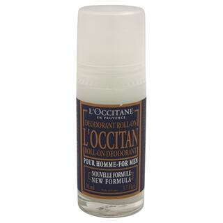 L'Occitane Men's 1.7-ounce Deodorant Roll-On|https://ak1.ostkcdn.com/images/products/14388317/P20959919.jpg?impolicy=medium