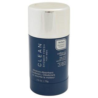 Clean Men's 2.6-ounce Shower Fresh Moisture-Absorbent Deodorant Stick