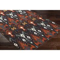 Cardiffsbridge Nylon Area Rug - 1'10 x 3'1