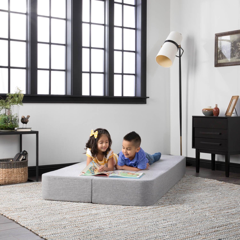 lucid 8 inch folding sofa mattress