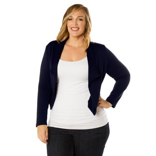 Sealed with a Kiss Women's Plus Size Lydia Jacket