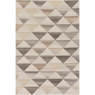 Hand-Tufted Josela Wool Area Rug - 8' x 10'