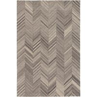 Hand-Tufted Nythe Wool Area Rug - 8' x 10'