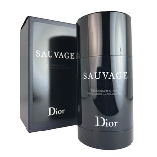 Christian Dior Sauvage Men's 2.6-ounce Deodorant Stick