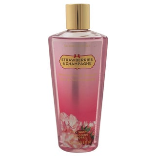 Victoria's Secret Strawberries & Champagne Women's 8.4-ounce Body Wash