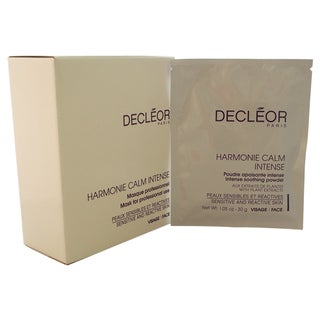 Decleor Harmonie Calm Intense Soothing Powder Mask for Sensitive and Reactive Skin(5 x 1.05-ounce)