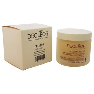 Decleor 3.3-ounce Aroma Night Ylang Ylang Purifying Night Balm for Combination to Oily Skin