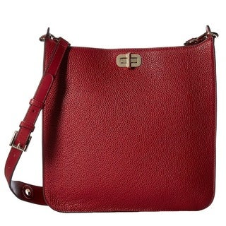 Michael Kors Sullivan Large Cherry Messenger Crossbody Handbag