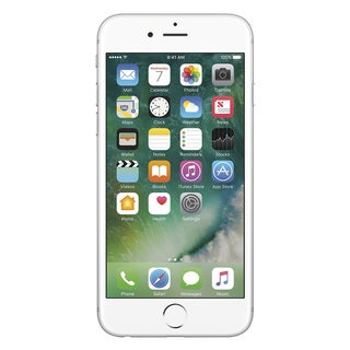 Apple iPhone 6s 16GB Unlocked GSM 4G LTE Dual-Core Phone w/ 12MP Camera - Silver (Used)