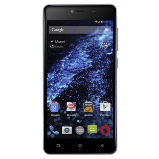 BLU Energy X2 E050U Unlocked GSM Quad-Core Android Phone w/ 8 MP Camera - Black (Certified Refurbished)