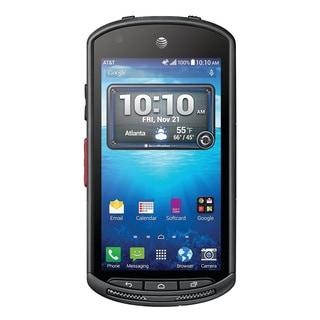Kyocera DruaForce E6560 AT&T 4G LTE Quad-Core Phone w/ 8MP Camera - Black (Refurbished)