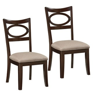 Serenity Brown Dining Chair