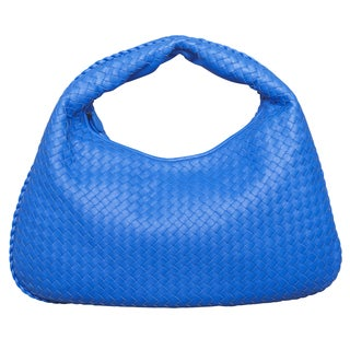 Bottega Veneta Intrecciato Nappa Leather Large Hobo