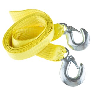 12 Ft. Tow Rope By Stalwart - 6000 LB Tow Capacity