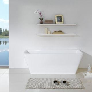 67 Inch Pompano Freestanding Bathtub