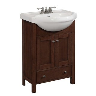 Niki 24-inch Single Vanity Set by RunFine Group