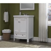 Bellina 24-inch Single Vanity Set by RunFine Group