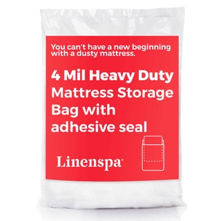 Link to Linenspa 4 Mil Heavy Duty Mattress Storage Bag Similar Items in Mattress Pads & Toppers