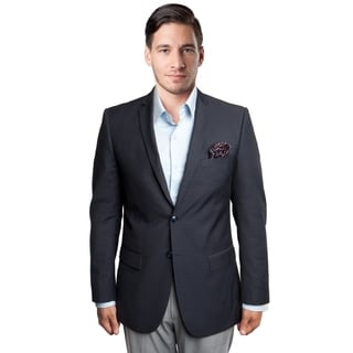 Tazio Men's Navy Blue Blazer