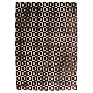 M.A.Trading Hand Woven Yonkers Grey (2'x3')