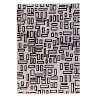 M.A.Trading Hand Woven Fermont Grey - 2' x 3'