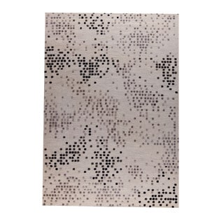 M.A.Trading Hand Woven Bee Beige/Grey (2'x3')