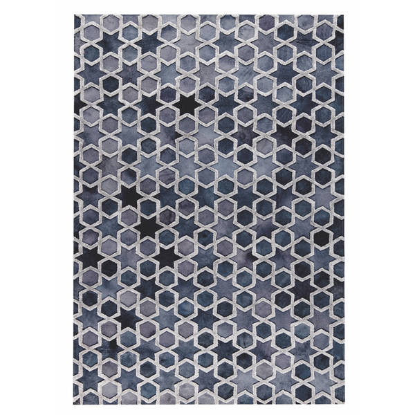 M.A.Trading Hand Made Nihal Dark Grey - 2' x 3'