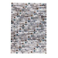 Handmade M.A.Trading Canopus Natural/Multi(2'x3') (India)