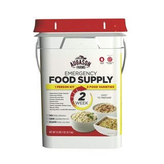 Augason Farms 2-week 1-person Emergency Food Supply Kit