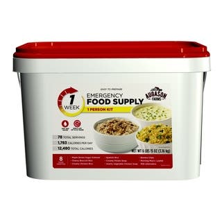 Augason Farms 1-week 1-person Emergency Food Supply Kit|https://ak1.ostkcdn.com/images/products/14389426/P20960870.jpg?impolicy=medium