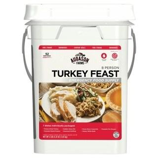 Augason Farms Turkey Feast 8-person Emergency Food Supply