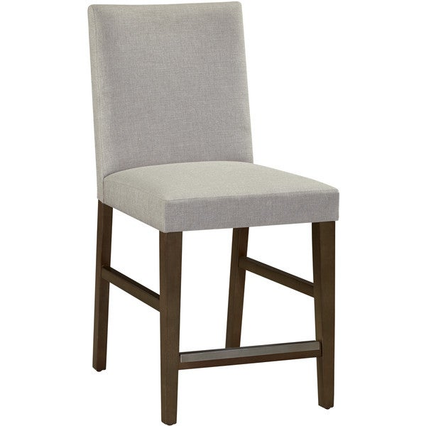 Merveilleux Hudson Counter Height Cafe Parson Chairs (Set Of 2)