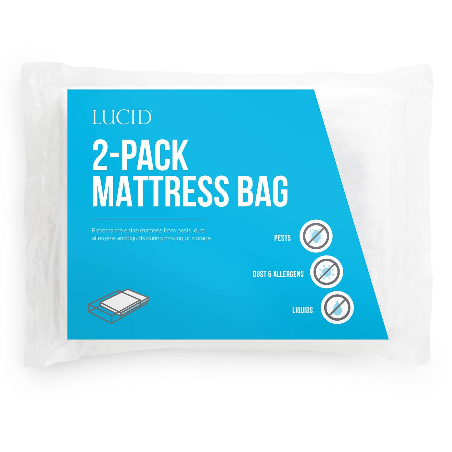 Mattress Moving And Storage Bags