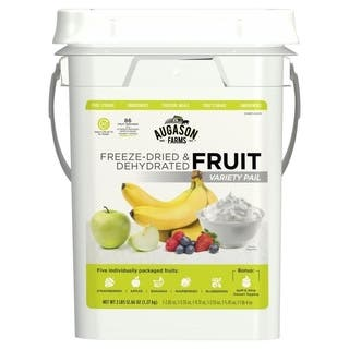 Augason Farms Freeze Dried Fruit Variety Pack 4 Gallon Kit|https://ak1.ostkcdn.com/images/products/14389673/P20961076.jpg?impolicy=medium